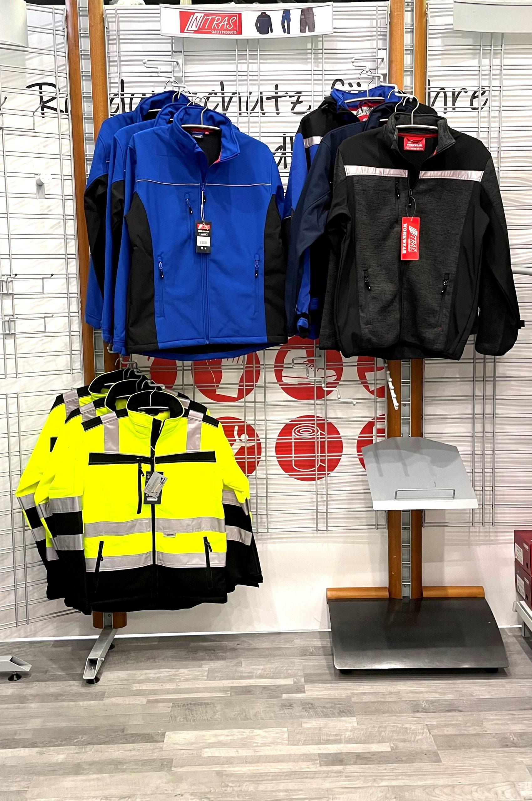 Nitras Arbeitskleidung Verkauf in Rastatt